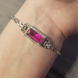 Bracelet/Pendant set